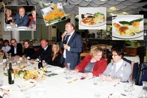 il sindaco di Cartoceto Ivaldo Verdini