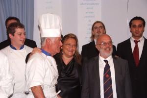 Adino con Rosanna Rinaldini e Bruno Bravetti