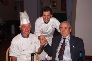 Adino, Paolo Antinori e Paolo Peverieri.