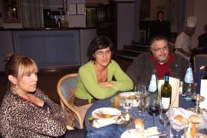 Fernanda, Barbara e Roberto Farroni