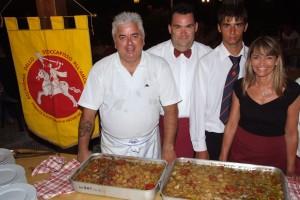 Anna e Paolo Mazzieri - ristorante IL GIRASOLE