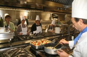 lo chef Andrea Bove