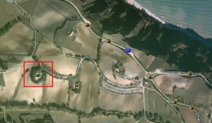 Mappa..Azienda Agricola Pieri