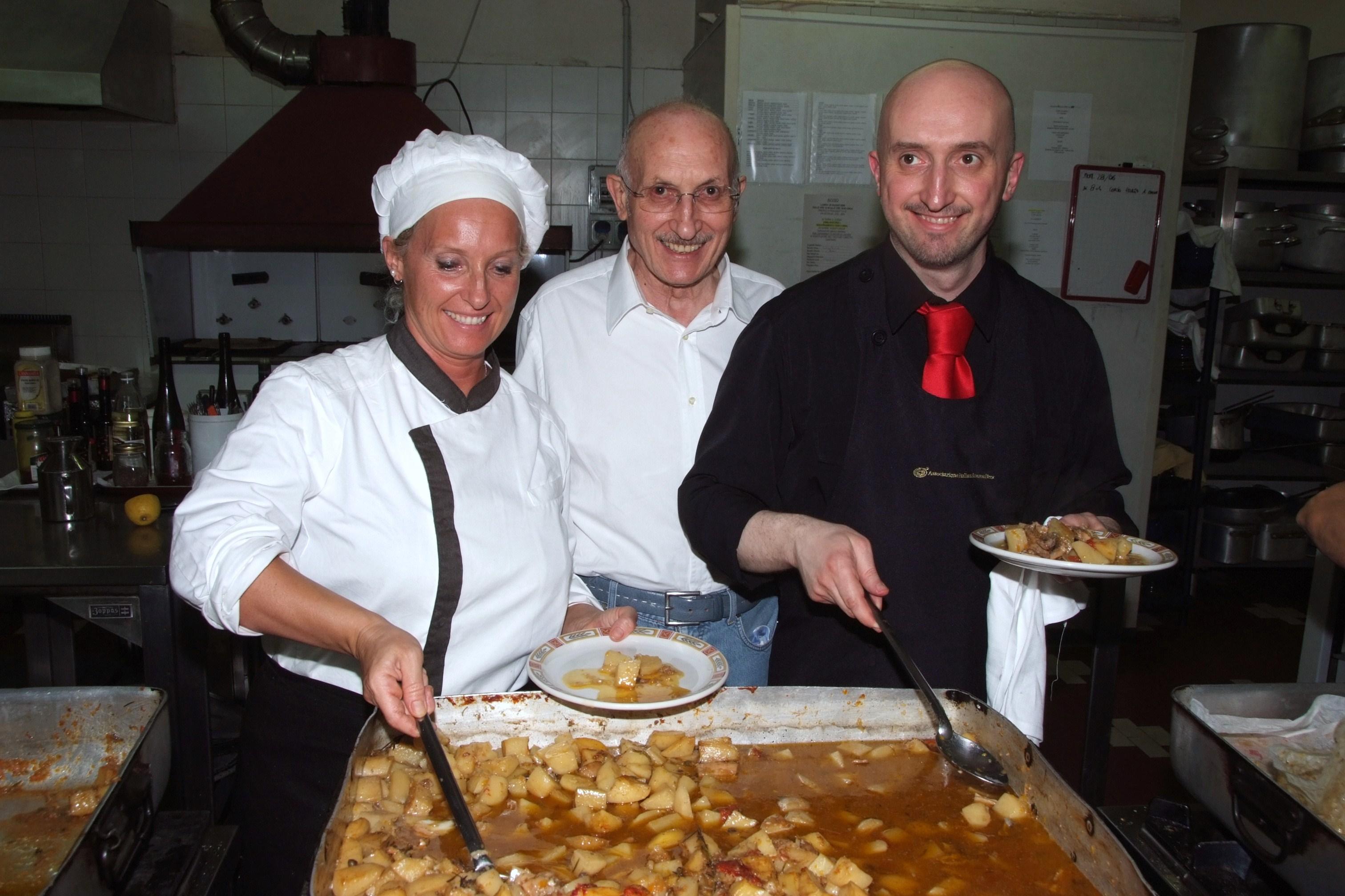 Silvia, ILARIO ed Alberto BERARDI